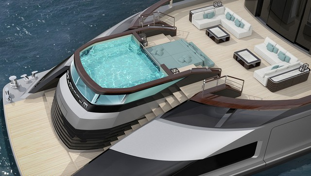 Colosseum One Of The World S Most Luxurious Yachts News Events By Brabbu Design Forces