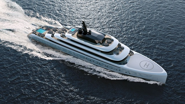 Colosseum one of the world's most luxurious yachts Colosseum one of the world's most luxurious yachtsColosseum one of the world's most luxurious yachts3 4