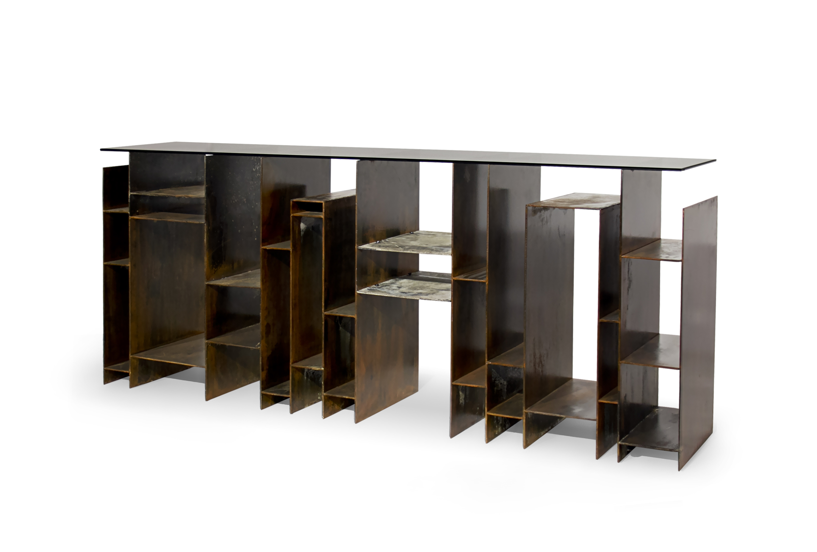 Bauhaus in Germany Functionality VS Decor kyan-console