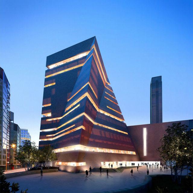 New Tate Modern Opens Tomorow in London Tate ModernNew Tate Modern Opens Tomorrow in LondonNew Tate Modern Opens Tomorow in London 2