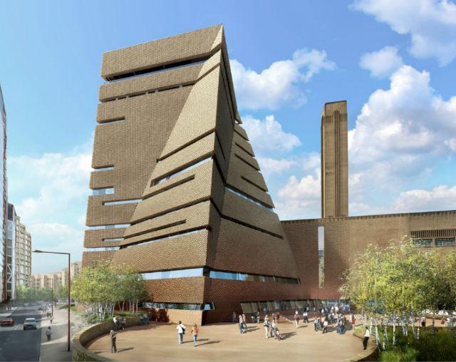 New Tate Modern Opens Tomorow in London Tate ModernNew Tate Modern Opens Tomorrow in LondonNew Tate Modern Opens Tomorow in London 6