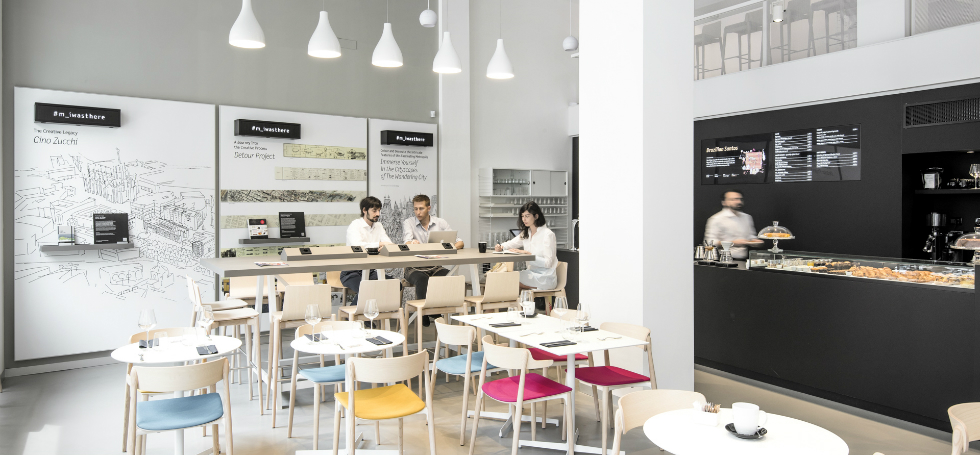 Moleskine Café, The New Design Place In Town To Boost Your Creativity