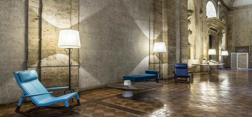 design farnese exhibitionFrench Design Farnese Exhibition in ItalyFrench DesigNFarnese Exhibition in Italy