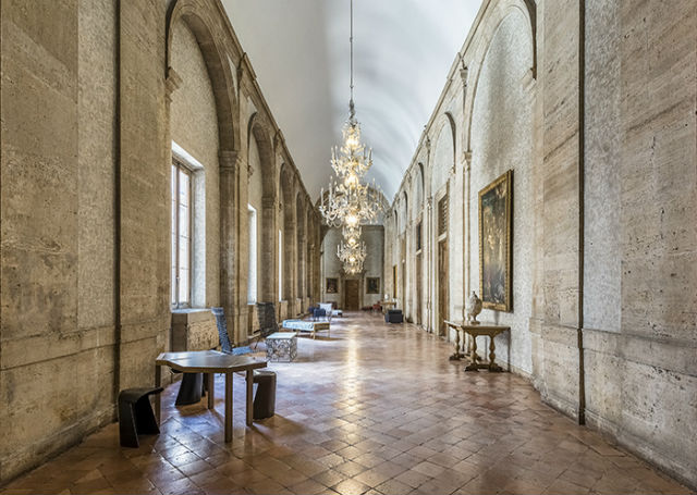 French Design Farnese Exhibition in Italy3