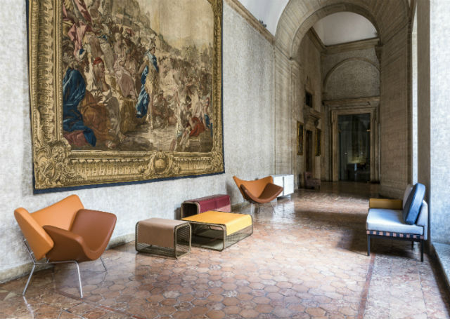 French Design Farnese Exhibition in Italy4