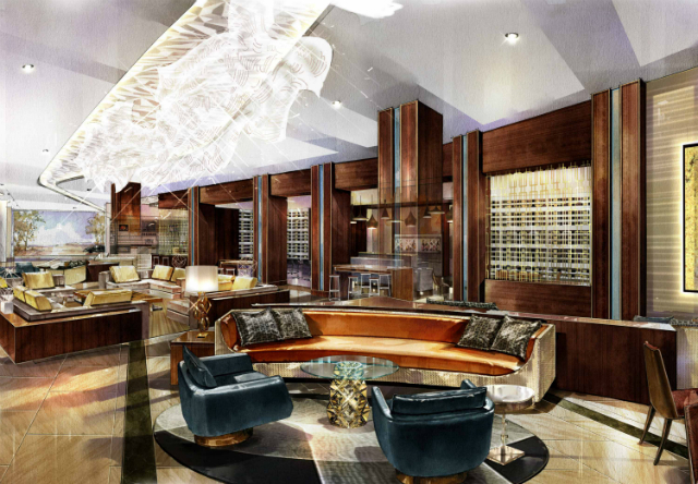 The Marriott Marquis Houston, luxurious, hospitaity, contract, Texas