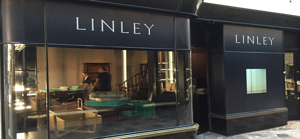 David linley opens a new interior design store in london Interior design stores london