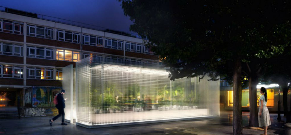 Architect Asif Khan Partners With MINI for London Design Festival 2016 London Design FestivalArchitect Asif Khan Partners With MINI for London Design Festival 2016Architect Asif Khan Partners With MINI for London Design Festival 2016