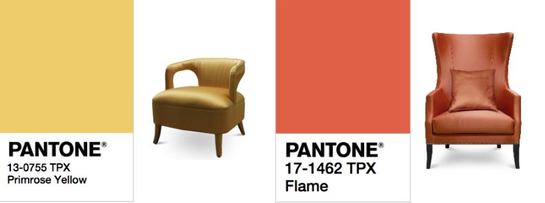 HOT NEWS! Pantone Releases 2017 Colour Trends