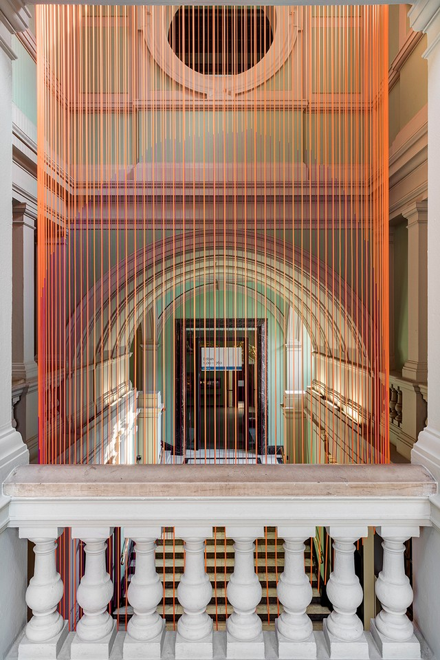 Green Room at V&A museum designed by Glithero London Design Festival 2016London Design Festival 2016 – The Green Room at V&A museum by GlitheroLondon Design Festival 2016 The Green Room at VA 4