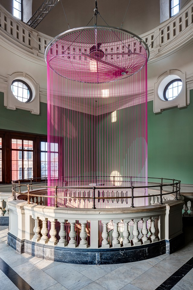 Green Room at V&A museum designed by Glithero London Design Festival 2016London Design Festival 2016 – The Green Room at V&A museum by GlitheroLondon Design Festival 2016 The Green Room at VA 5