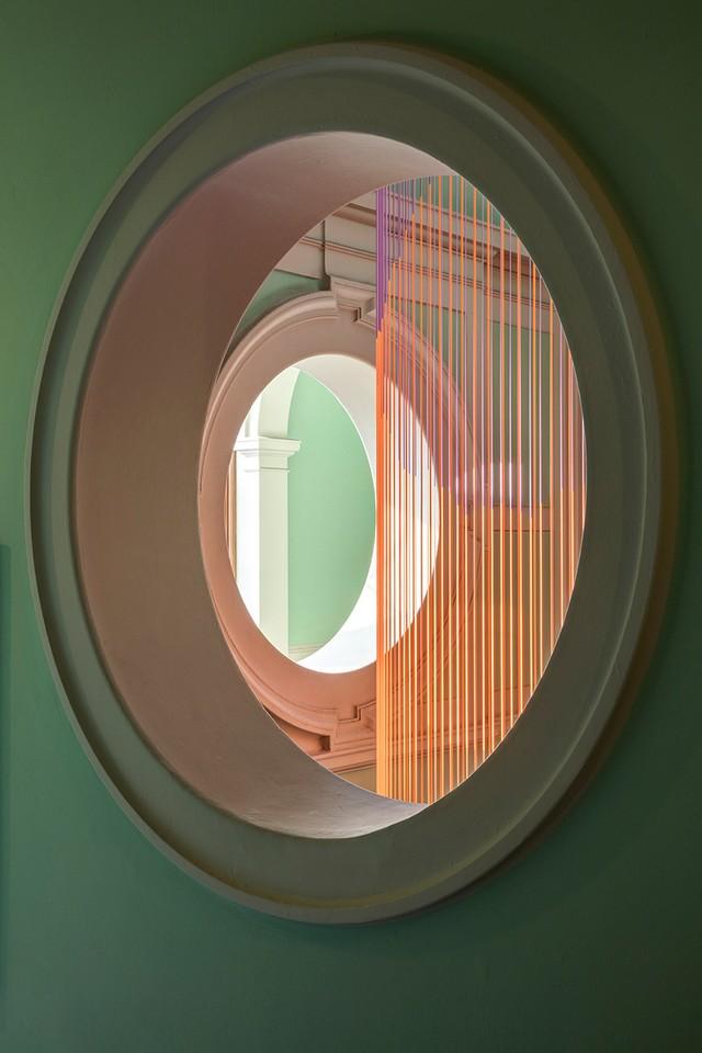 London design studio Glithero designed Green Room London Design Festival 2016London Design Festival 2016 – The Green Room at V&A museum by GlitheroLondon Design Festival 2016 The Green Room at VA 8