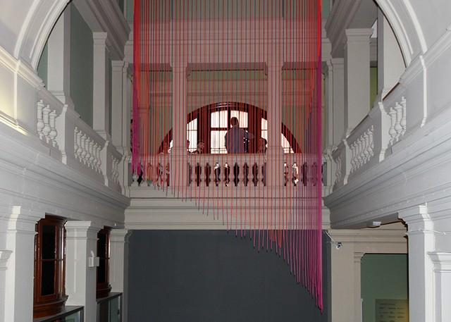 V&A museum installation in a Panerai and Glithero collaboration London Design Festival 2016London Design Festival 2016 – The Green Room at V&A museum by GlitheroLondon Design Festival 2016 The Green Room at VA 9