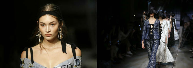 London Fashion Week SS 2017 Best Moments From Burberry, Kane, Erdem London Fashion WeekLondon Fashion Week SS 2017 Best Moments From Burberry, Kane, ErdemLondon Fashion Week SS 2017 Best Moments From Burberry Kane Erdem 4