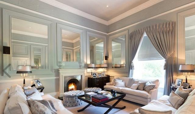 Irish Interior Designer Helen Turkington Puts House On