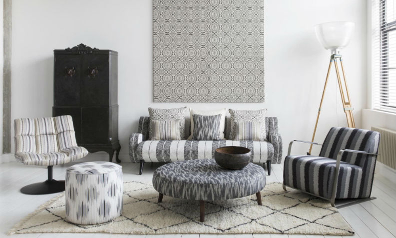 Top 10 Luxury Fabric Brands For Design Furniture at Decorex 2016 Decorex 2016Top 10 Luxury Fabric Brands For Design Furniture at Decorex 2016Top 10 Luxury Fabric Brands For Design Furniture at Decorex 2016 3