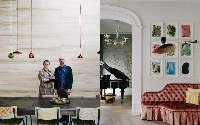 Maddux Creative a London based interior design studio