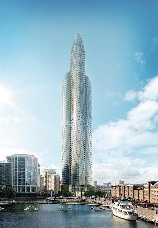 The Spire Luxury london apartments luxury london apartmentsNEW LUXURY LONDON APARTMENTS IN GROUNDBREAKING SKYSCRAPERad 218030314