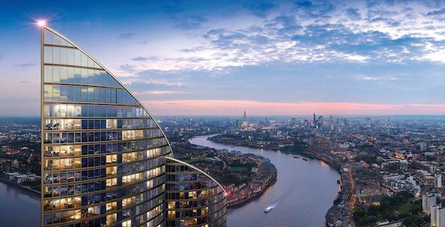 The Spire Luxury london apartments luxury london apartmentsNEW LUXURY LONDON APARTMENTS IN GROUNDBREAKING SKYSCRAPERspirelondon0509i