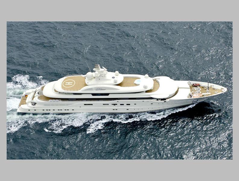 German company Lürssen delievers world's largest yacht lürssenGerman Company Lürssen Delivers World's Largest Yacht1 2