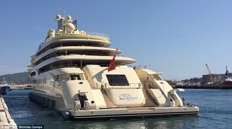 German company Lürssen delievers world's largest yacht lürssenGerman Company Lürssen Delivers World's Largest Yacht3595A9E900000578 3656200 image a 22 1466686974706 e1476787538885