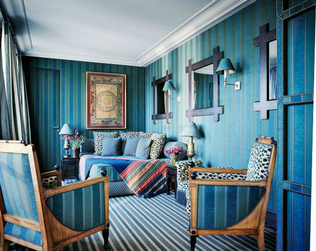 The interiors of fran ois catroux put together in a new book Together interiors