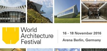 Everything You Need To Know About World Architecture Festival