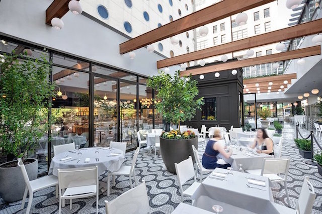 La Sirena Restaurant in NYC by TPG Architecture La Sirena Restaurant in NYC by TPG ArchitectureLa Sirena Restaurant in NYC by TPG Architectureext2 source full