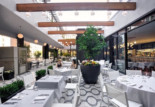 La Sirena Restaurant in NYC by TPG Architecture La Sirena Restaurant in NYC by TPG ArchitectureLa Sirena Restaurant in NYC by TPG Architectureext3 source full