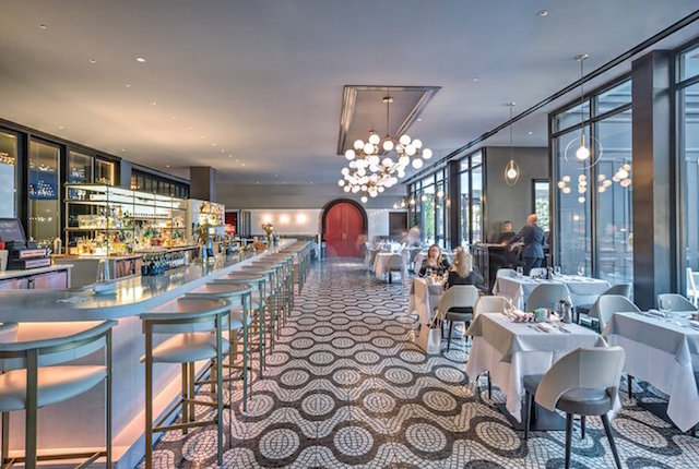 La Sirena Restaurant in NYC by TPG Architecture La Sirena Restaurant in NYC by TPG ArchitectureLa Sirena Restaurant in NYC by TPG Architectureint2 source full