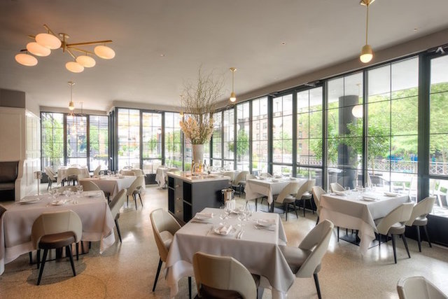 La Sirena Restaurant in NYC by TPG Architecture La Sirena Restaurant in NYC by TPG ArchitectureLa Sirena Restaurant in NYC by TPG Architectureint4 source full