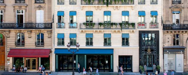 Le Nolinski, The Latest Hotel Designed by Jean Louis Deniot Jean-Louis DeniotLe Nolinski, The Latest Hotel Designed by Jean-Louis DeniotLe Nolinski The Latest Hotel Designed by Jean Louis Deniot 1