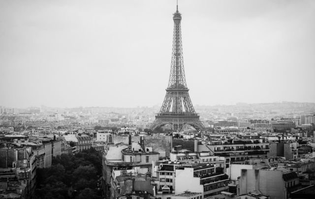 Everything You Need To Know About Maison et Objet Paris 2017_2 maison et objet parisEverything You Need To Know About Maison et Objet Paris 2017paris view from triumph arch eiffel tower black and white