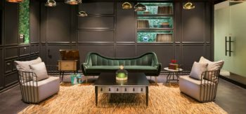 BRABBU Featured At Spotify New York's Office Interior Dekor