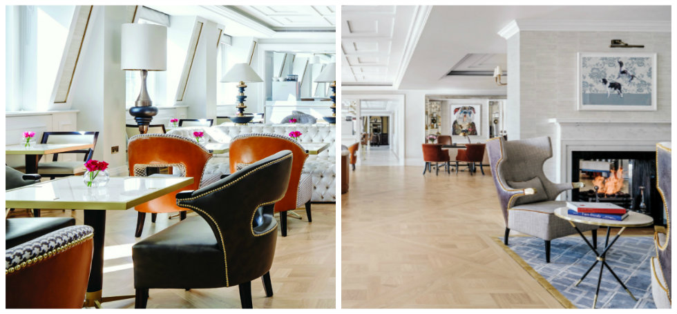 Langham Hotel ClubBRABBU Featured At The Langham Hotel Club In Londoncollage