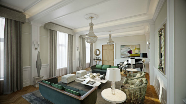 Luxury Apartments In London That Once Were The Titanic Ticket Office luxury apartments in londonLuxury Apartments In London That Once Were The Titanic Ticket Officegallery 1479856742 oceanic house london drawing room