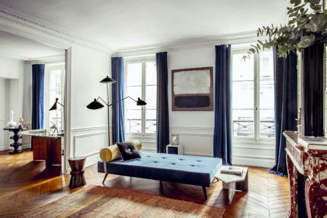 Inside Hilary Swank's New Paris Apartment (6) Hilary SwankInside Hilary Swank's New Paris ApartmentInside Hilary Swanks New Paris Apartment 6