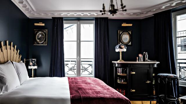 TOP Hotels: Providence Hotel in Paris furnished by BRABBU Providence HotelTOP Hotels: Providence Hotel in Paris furnished by BRABBUp1 hotel providence paris photo benoit linero chambre aux oiseaux yatzer