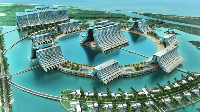 Top Hotels To Be Open By 2020: Aquis Great Barrier Reef Resort