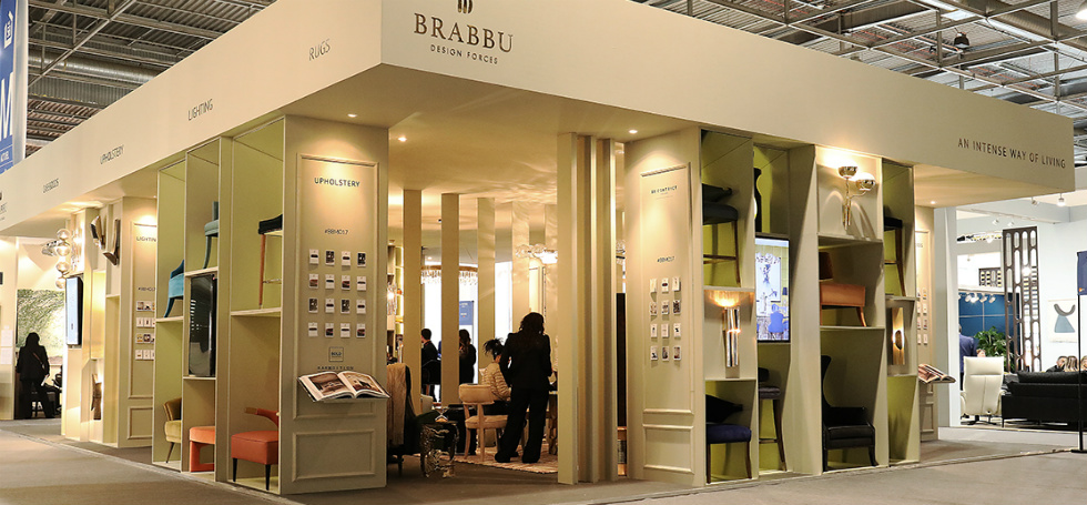 Brabbu razed again at maison et objet paris 2017