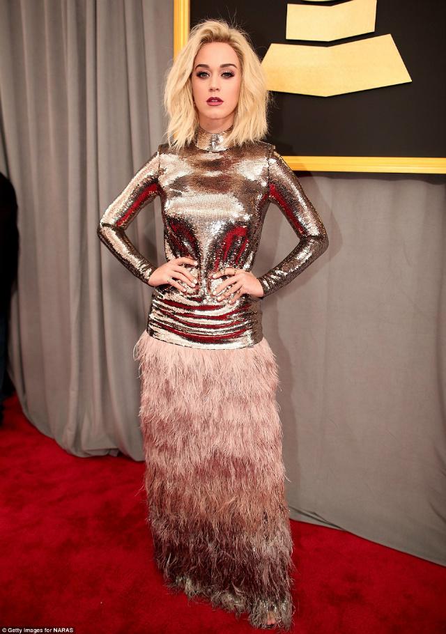 2017 Grammy Awards: The Best Red Carpet Dresses 2017 grammy awards2017 Grammy Awards: The Best Red Carpet Dresses3D24B2B000000578 4205816 image m 272 1486946150811