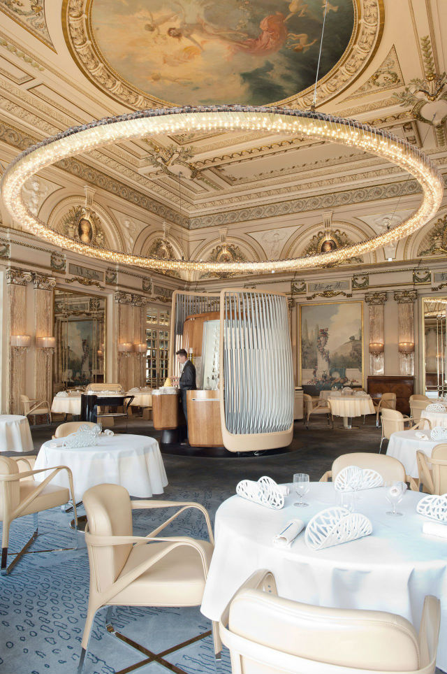 The Stunning Interiors of Alain Ducasse's Restaurant in Monte-Carlo (1)