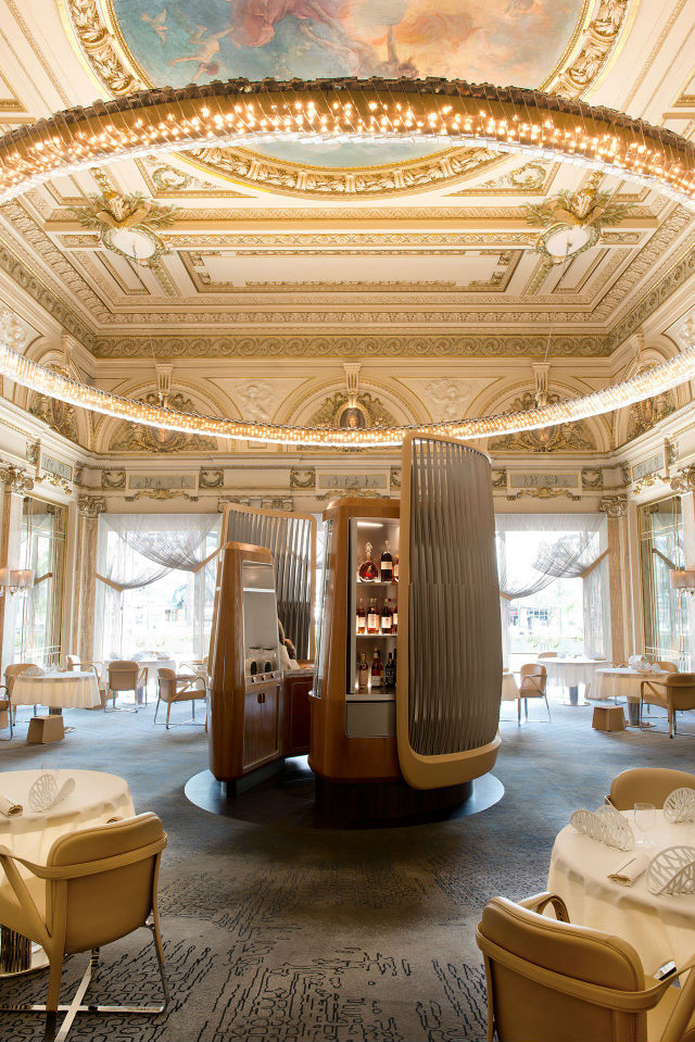 The Stunning Interiors of Alain Ducasse's Restaurant in Monte-Carlo (2)