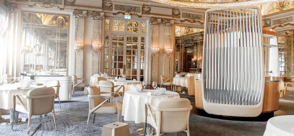 Alain DucasseThe Stunning Interiors of Alain Ducasse's Restaurant in Monte-CarloThe Stunning Interiors of Alain Ducasses Restaurant in Monte Carlo