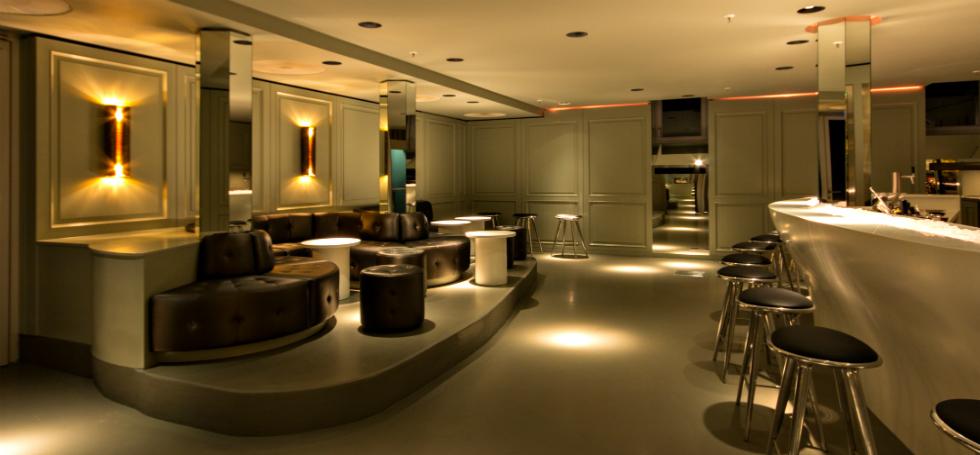 la boumMeet the LA BOUM: The New Champagne Bar designed by POURNOIRcover