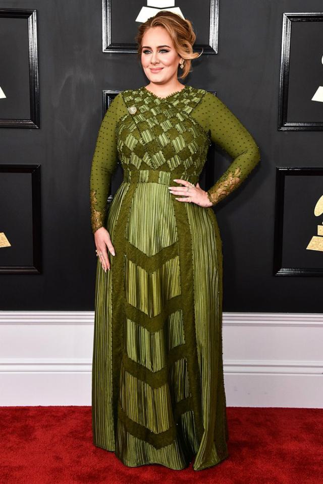 2017 Grammy Awards: The Best Red Carpet Dresses 2017 grammy awards2017 Grammy Awards: The Best Red Carpet Dressesgrammys 2017 best dressed adele