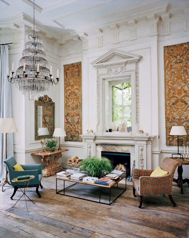 Meet The Interior Designer Rose Uniacke And Her London Project House News Events By Brabbu Design Forces