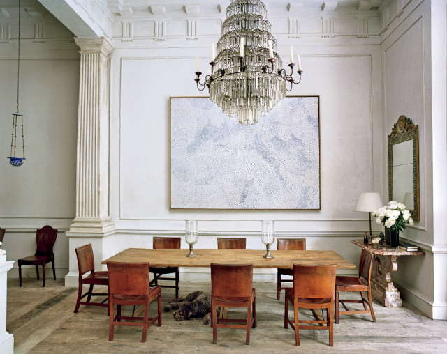 Meet The Interior Designer Rose Uniacke And Her London