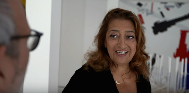 The Best Zaha Hadid Architecture featured in Design Film Fest