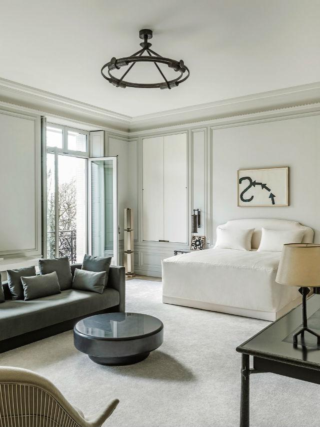 Joseph Dirand Designed a New Paris Apartment and it's Stunning (4) joseph dirandJoseph Dirand Designed a New Paris Apartment and it's StunningJoseph Dirand Designed a New Paris Apartement and its Stunning 4